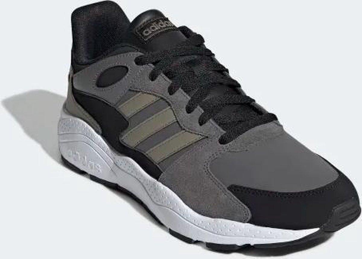 bol.com | adidas Crazy Chaos sneakers heren grijs/zwart/groen