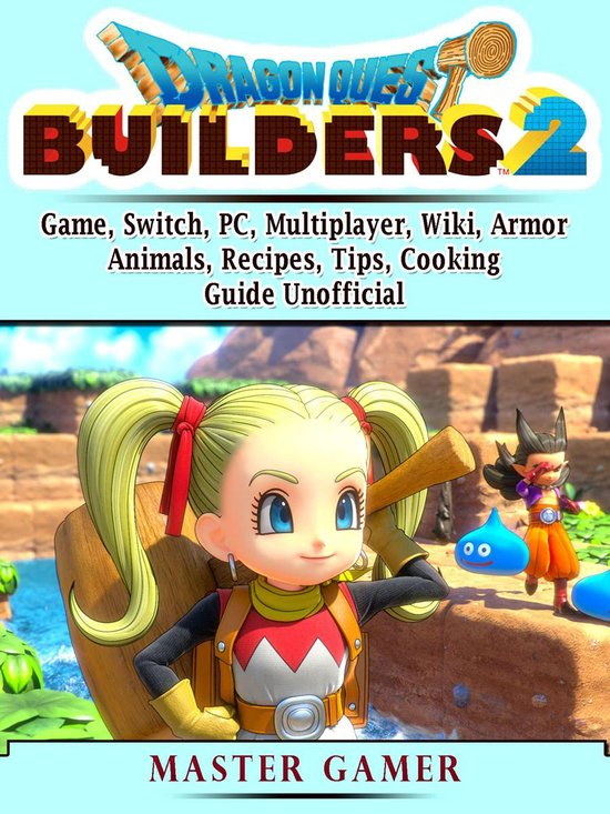 bol.com   Dragon Quest Builders 2 Game, Switch, PC ...