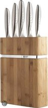 Richardson Sheffield Forme Contours Messenblok - 5-delig - Bamboe