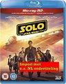 Solo: A Star Wars Story [2018] [Region Free] [3D+2D Blu-ray]