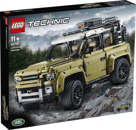 Afbeelding van LEGO Technic Land Rover Defender - 42110