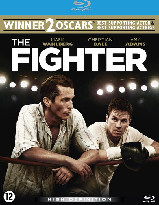 Cover van de film 'The Fighter'