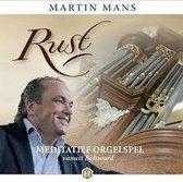 Rust - Meditatief Orgelspel vanuit Bolsward door Martin Mans