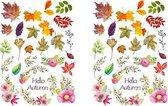 Set van 2 stickervellen Hello Autumn | Stickers