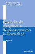 Geschichte des evangelischen Religionsunterrichts in Deutschland