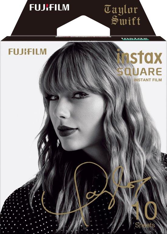 Fujifilm Instax Square Film - Taylor Swift edition - 10 stuks