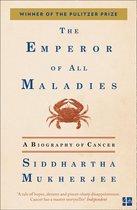 Boek cover The Emperor of All Maladies van Siddhartha Mukherjee (Onbekend)