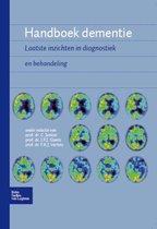 Boekomslag van 'Handboek dementie'