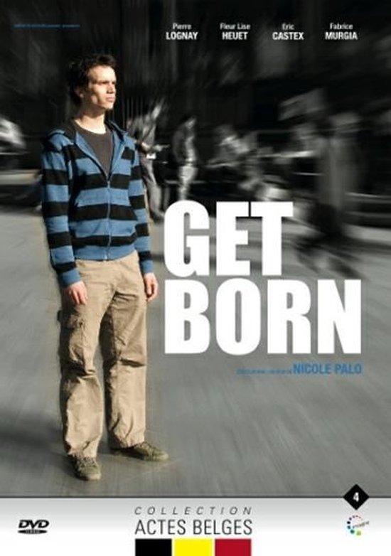 Cover van de film 'Get Born'