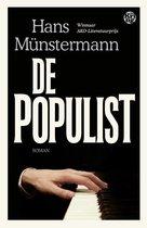 Boek cover De populist van Hans Münstermann