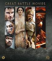 Great Battle Movies (Centurion / Agora / Alexander / Immortals)