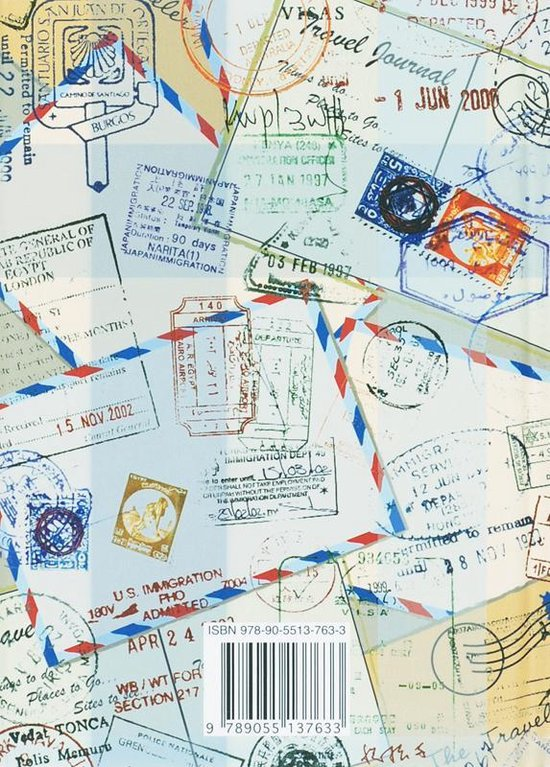 Travel reisdagboek