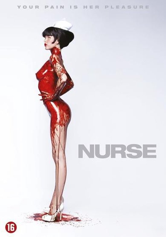 Cover van de film 'Nurse'