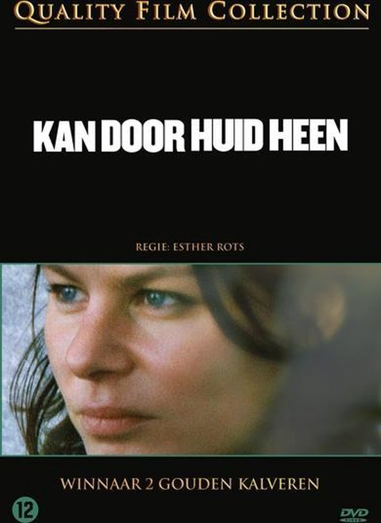 Cover van de film 'Kan Door Huid Heen'