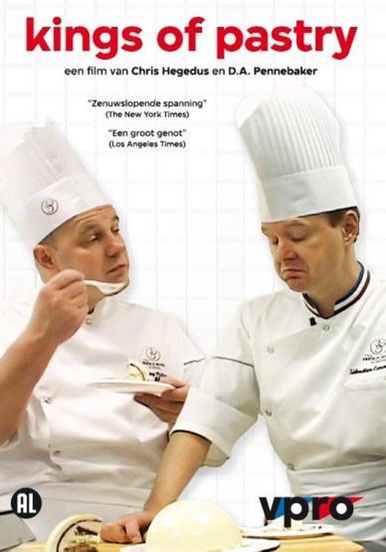 Cover van de film 'Kings Of Pastry'