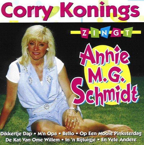 Corry Konings zingt Annie M.G. Schmidt