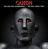 We Are The Champions/We Will Rock Y