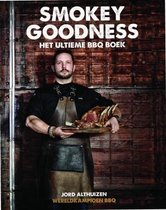 Boek cover Smokey goodness van Jord Althuizen (Hardcover)