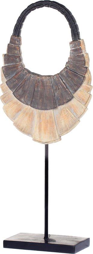 Riverdale Necklace – Ornament – 55cm – bruin