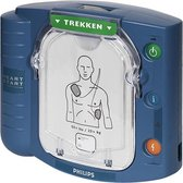 Philips HeartStart AED HS-1 M5066A inclusief rode Philips draagtas
