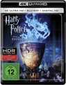 Harry Potter And The Goblet Of Fire (2005) (Ultra HD Blu-ray & Blu-ray)