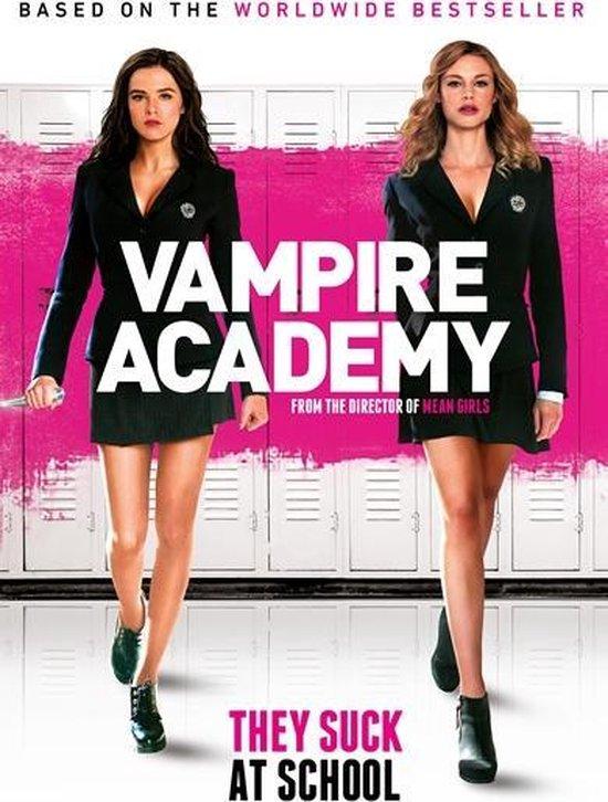 Dvd - Vampire Academy Blood Sisters