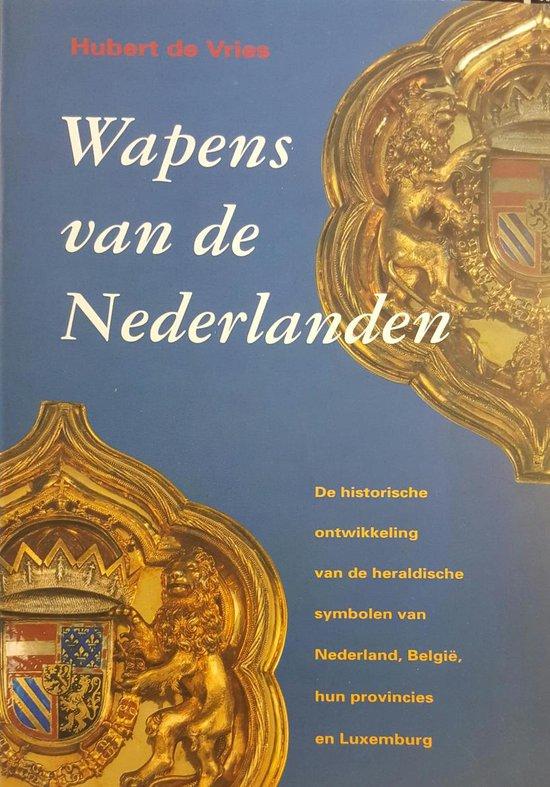 WAPENS VAN DE NEDERLANDEN - Sjoerd de Jong  