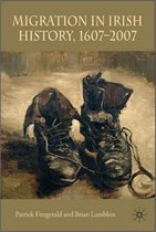 Boek cover Migration in Irish History 1607-2007 van Patrick Fitzgerald
