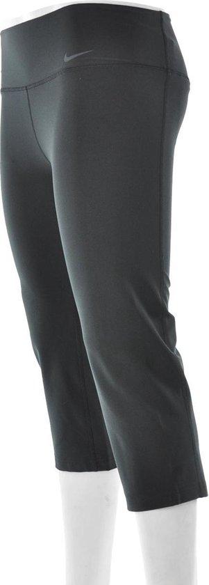 Nike Legend 2.0 Slim Fit - Sportbroek  - Dames - Zwart - Maat S