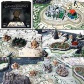 Game of Thrones 4D puzzle (1500)