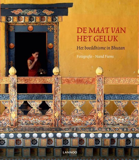 Cover van het boek 'De Maat Van Het Geluk' van Nand Fiems