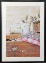 Fotolijst - Henzo - Jardin - Fotomaat 50x70 - Zwart