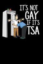 It's Not Gay If It's TSA