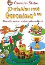 Knutselen met Geronimo & co. Megamuizige ideeën om te knippen, plakken en kleuren! (Stilton)