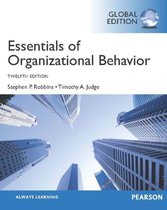 Essentials of Organizational Behavior, plus MyManagementLab with Pearson eText, Global Edition