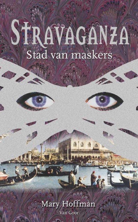 Stad van maskers - Mary Hoffman |