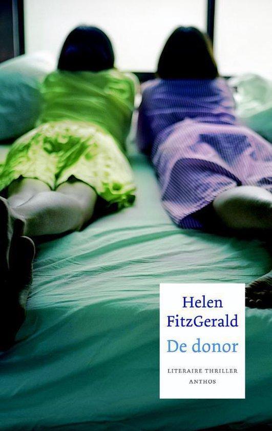 De donor - Helen Fitzgerald |