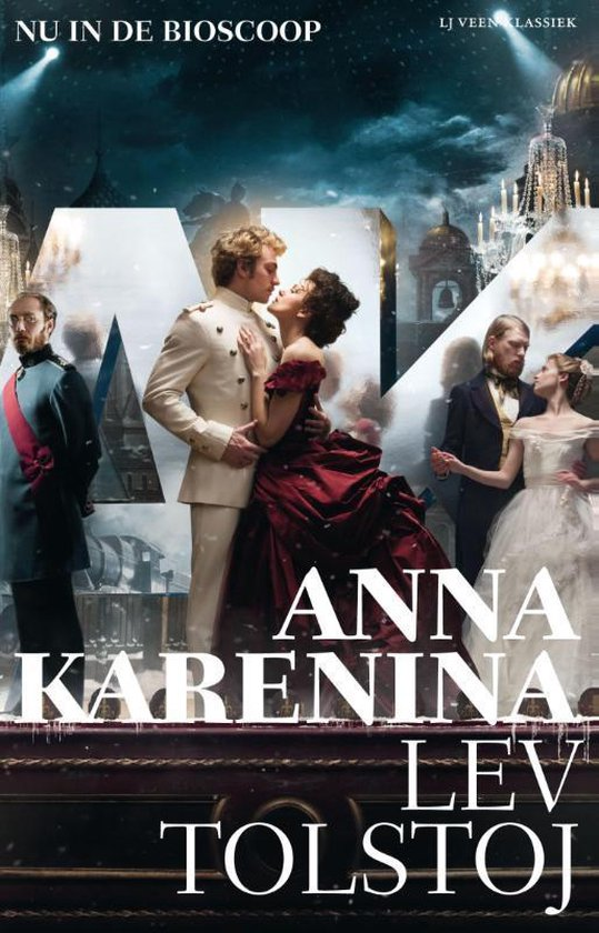 LJ Veen Klassiek - Anna Karenina