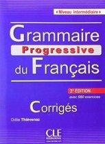 Grammaire Progressive Du Fran�Ais Nivea