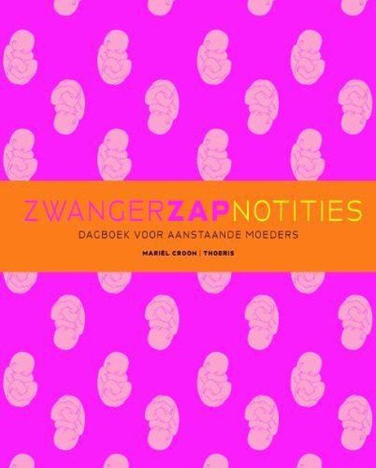 Cover van het boek 'Zwangerzapnotities'