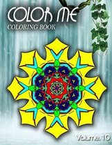 Color Me Adult Coloring Books, Volume 10
