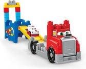Mega Bloks First Builders Storytelling Speelgoedtruck -
