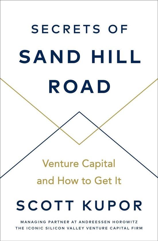 Boek cover Secrets of Sand Hill Road van Scott Kupor (Paperback)