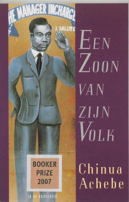 Afrikaanse bibliotheek - Een zoon van zijn volk - Chinua Achebe | Fthsonline.com