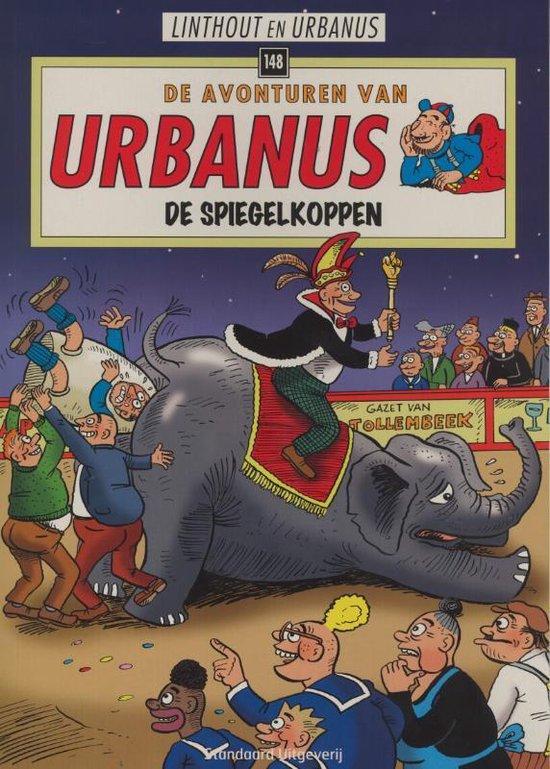 Urbanus 148 De spiegelkoppen - Urbanus pdf epub