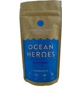 Alchemist1962 Ocean Heroes - Veganistische Omega-3 Algenolie DHA + EPA - 60 Capsules 500 mg