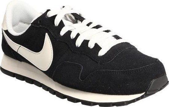 Nike Air Pegasus 83 Leather sneakers heren zwartwit