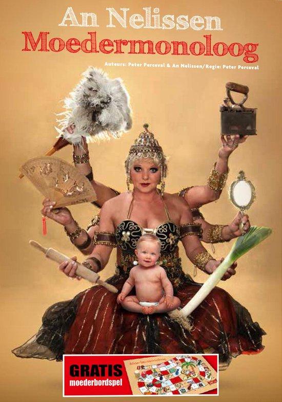 Cover van de film 'An Nelissen - De Moedermonoloog'