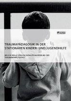 Traumapadagogik in der stationaren Kinder- und Jugendhilfe. Welche Rolle spielen Sozialpadagogen bei der Traumabewaltigung?
