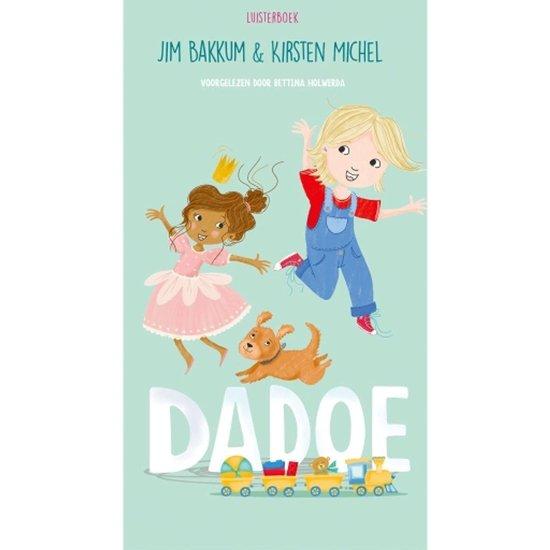 Boek cover Dadoe van Jim Bakkum (Onbekend)